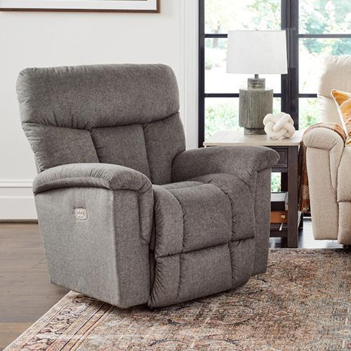 Mateo Power Rocking Recliner w/ Head Rest