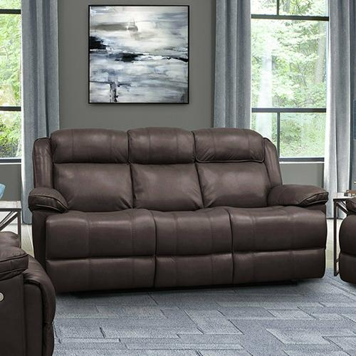 Parker House - ECLIPSE - FLORENCE BROWN Power Sofa