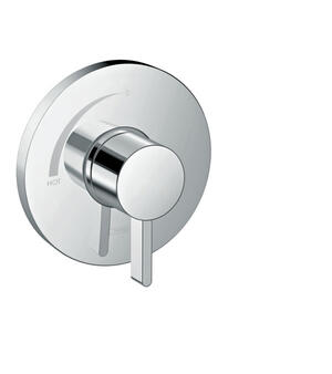 Chrome Pressure Balance Trim Product Image