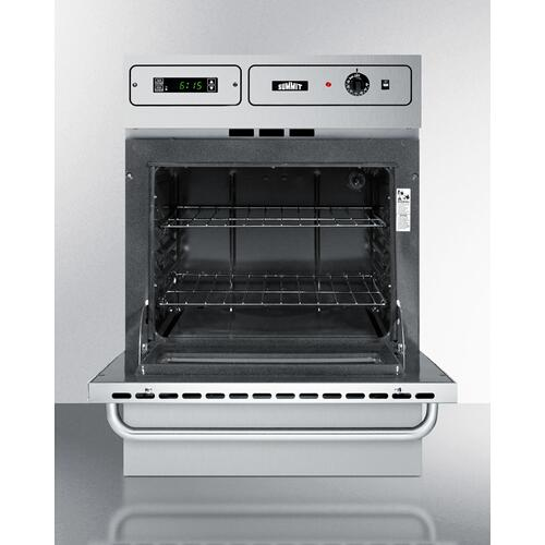 "24"" Wide Gas Wall Oven"