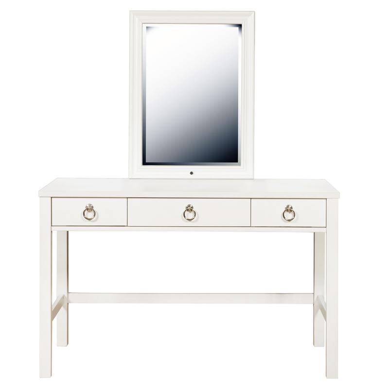 Kids Framed Vanity Mirror with LED Lighting