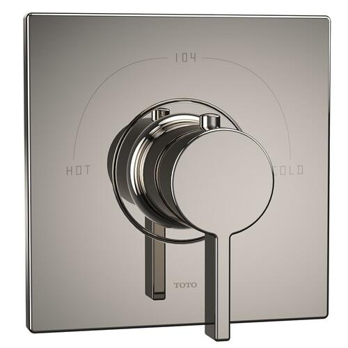 Legato® Thermostatic Mixing Valve Trim - Polished Nickel