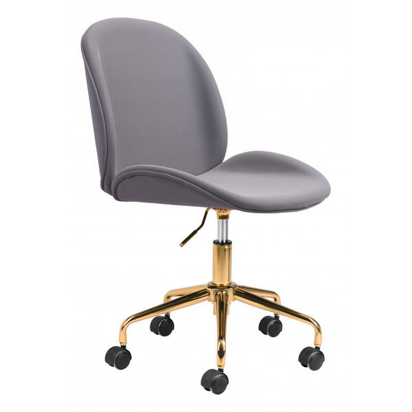 Miles Office Chair Gray