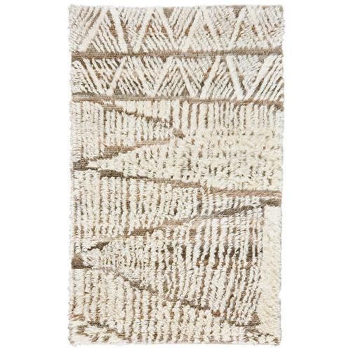 """Capel Rugs - Nomad Ivory Chestnut - Rectangle - 3'6"""" x 5'6"""""""