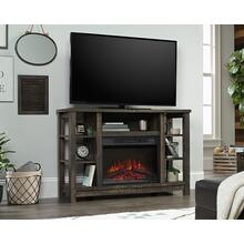 TV Console with Storage & Electric Fireplace