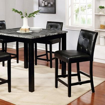 See Details - Wildrose 5 Pc. Counter Ht. Set