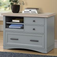 See Details - AMERICANA MODERN - DOVE Functional File with Power Center