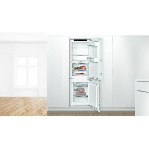 Serie  8 Built-in Bottom Freezer Refrigerator B09IB91NSP