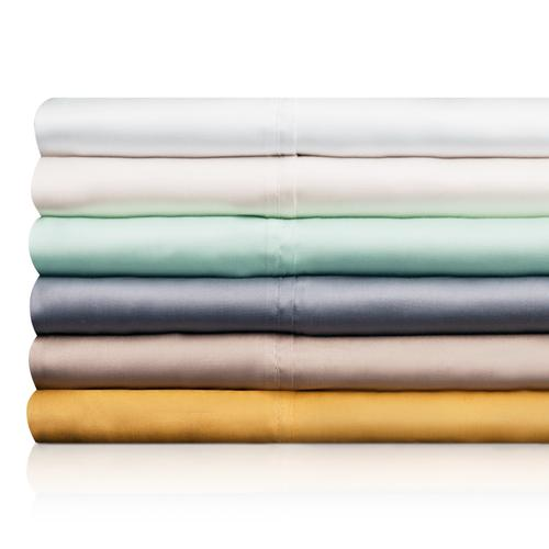 TENCEL® King Pillowcase Ecru