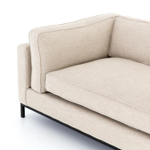 Oak Sand Cover Grammercy Sofa