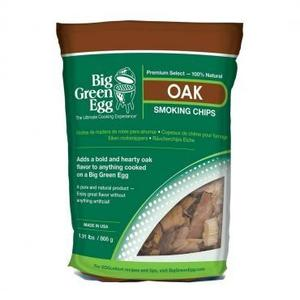 Big Green Egg - Hickory chips enhance any red meat such as brisket or pork shoulder, as well as turkey and chicken. 2.9 L/180 cu in