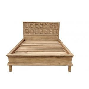 Sand Queen Bed