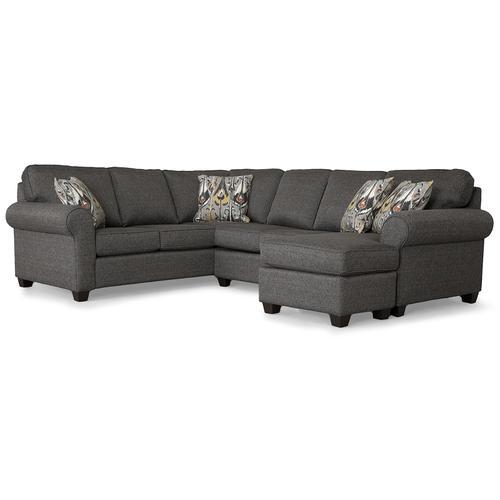 Decor-rest - 2587 LHF Corner Sofa Sectional