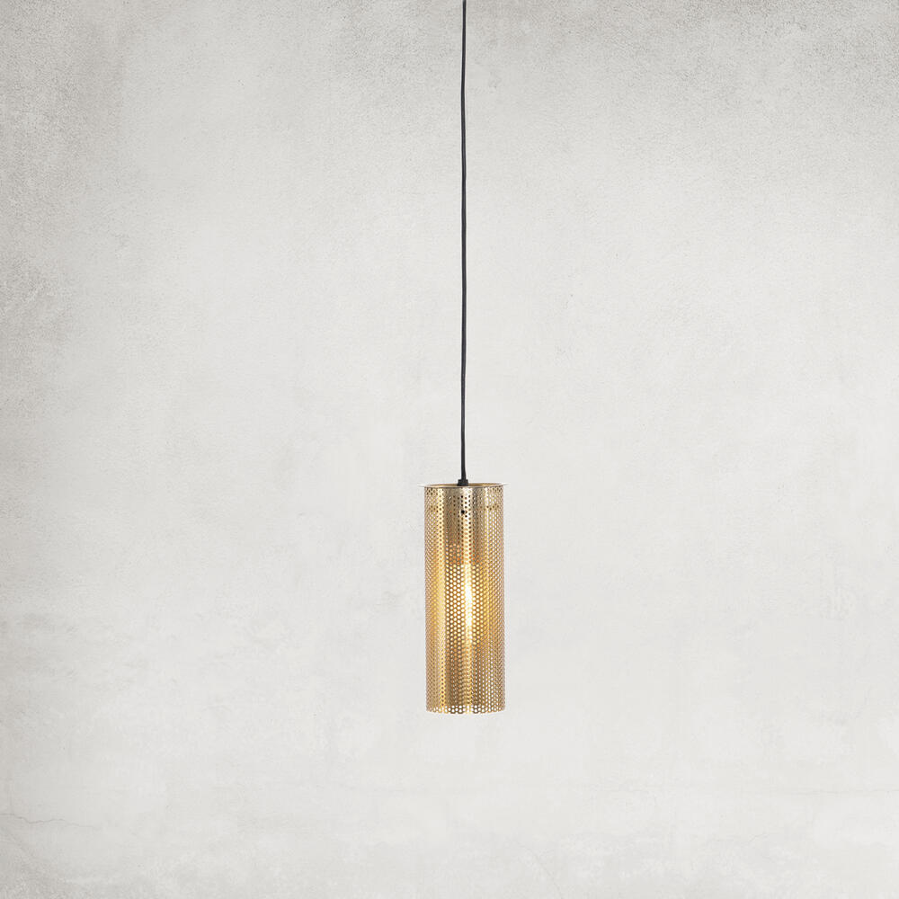 Holbrook Pendant-antique Brass Iron