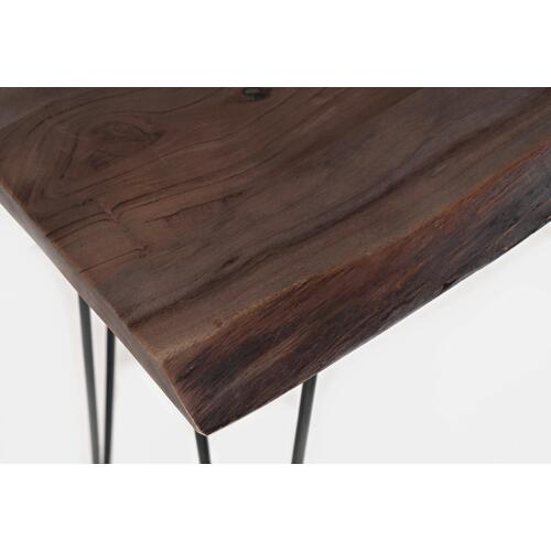 Nature's Edge Sofa Table-brushed Grey