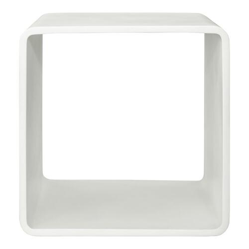 See Details - Cali Accent Cube White