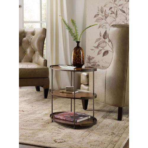 Living Room Leesburg Chairside Table
