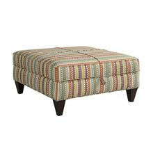 Essentially Yours Square Storage Ottoman