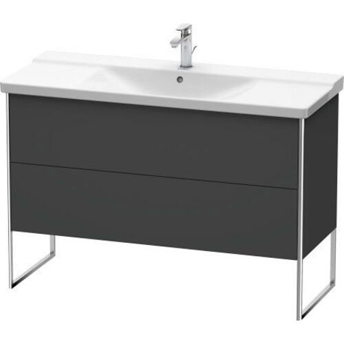 Product Image - Vanity Unit Floorstanding, Graphite Matte (decor)