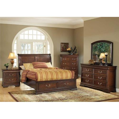 Acme Furniture Inc - Kit - Queen Storage Bed