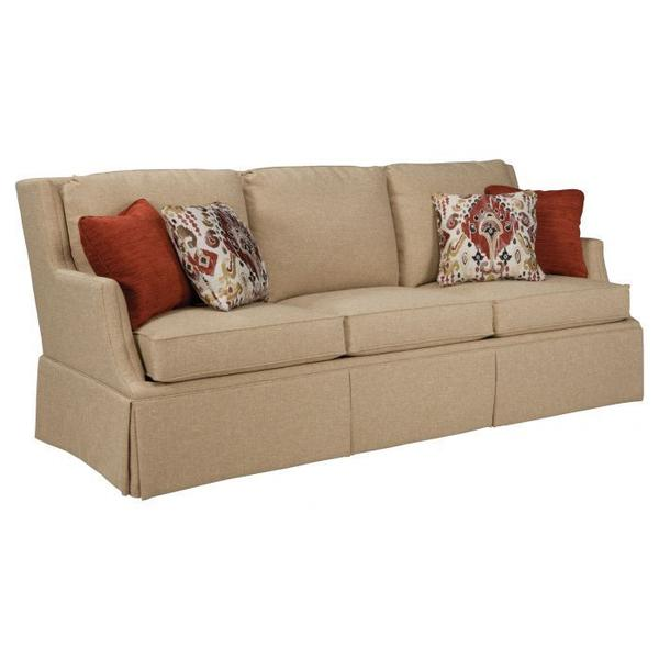 See Details - Grand Skirted Sofa