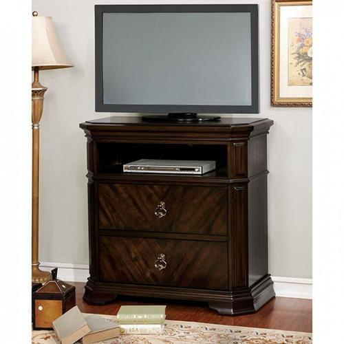 Furniture of America - Calliope Media Chest