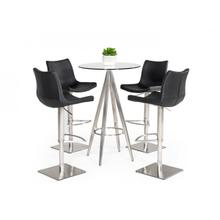 View Product - Modrest Dallas - Modern Bar Table
