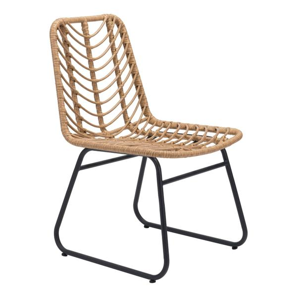 See Details - Laporte Dining Chair Natural