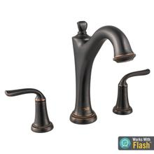 Patience Deck Mount Tub Filler  American Standard - Legacy Bronze