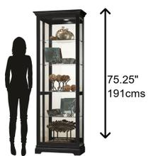Howard Miller Brantley II Curio Cabinet 680672
