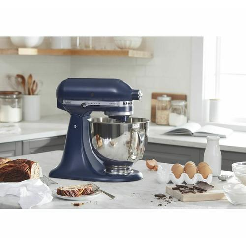 Artisan® Series 5 Quart Tilt-Head Stand Mixer Ink Blue
