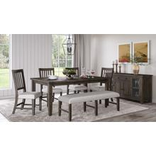 Willow Creek Ext Dining Table