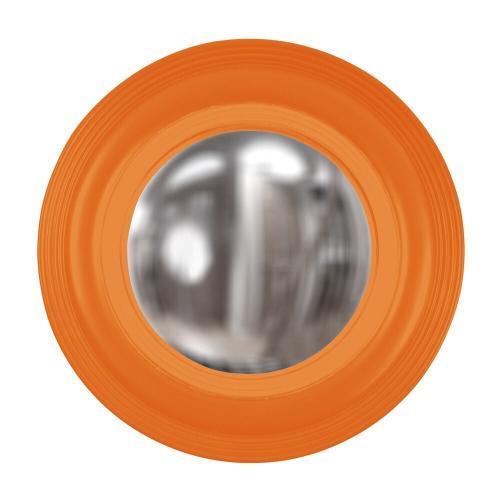 Howard Elliott - Soho Mirror - Glossy Orange