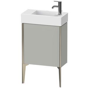 Vanity Unit Floorstanding, For Vero Air # 072450concrete Gray Matte (decor)