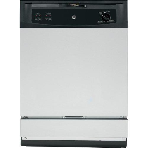 GE Appliances - GE Spacemaker® Under-the-Sink Dishwasher