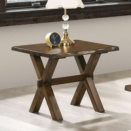 Gallery - Cerise End Table