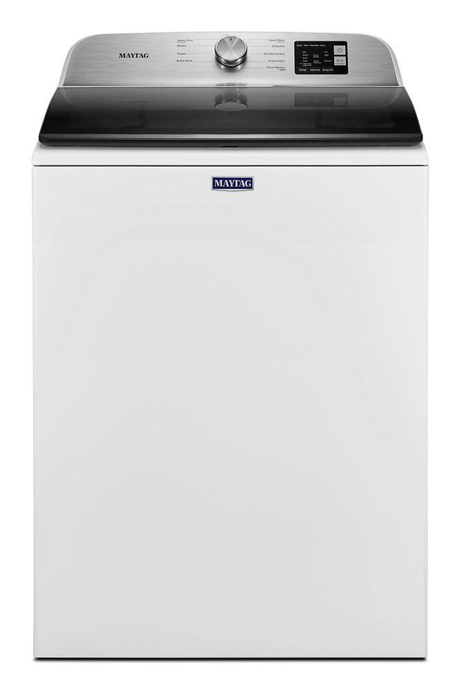 MaytagTop Load Washer With Deep Fill - 4.8 Cu. Ft.