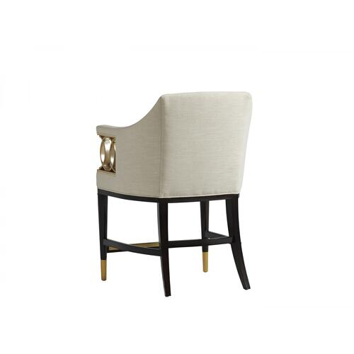 Hemsley Upholstered Counter Stool