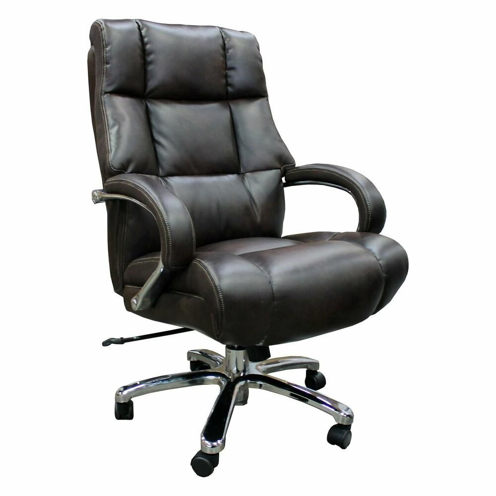 DC#300HD-CAF - DESK CHAIR Fabric Heavy Duty Desk Chair - 400 lb.