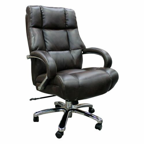 DC#300HD-CAF - DESK CHAIR Fabric Heavy Duty Desk Chair - 400 lb.