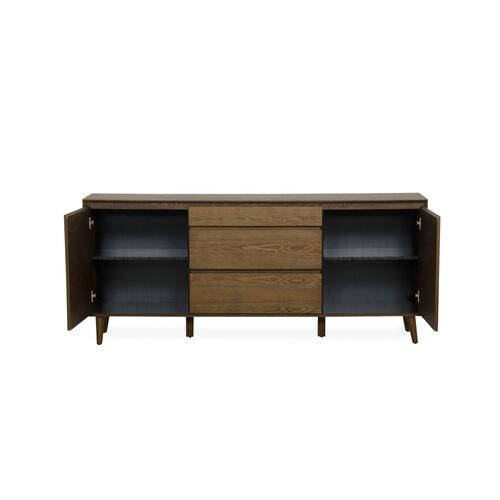 VIG Furniture - Modrest Marcia Modern Tobacco Buffet