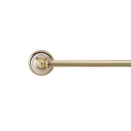 VERSAILLES Towel Bar KTD70 - Satin Gold with Satin Nickel