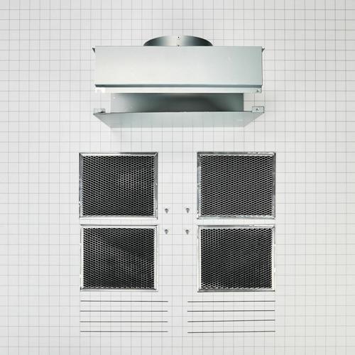 KitchenAid - Range Wall Hood Recirculation Kit - Other