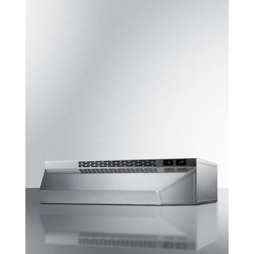 "Product Image - 20"" Under Cabinet Convertible Range Hood"