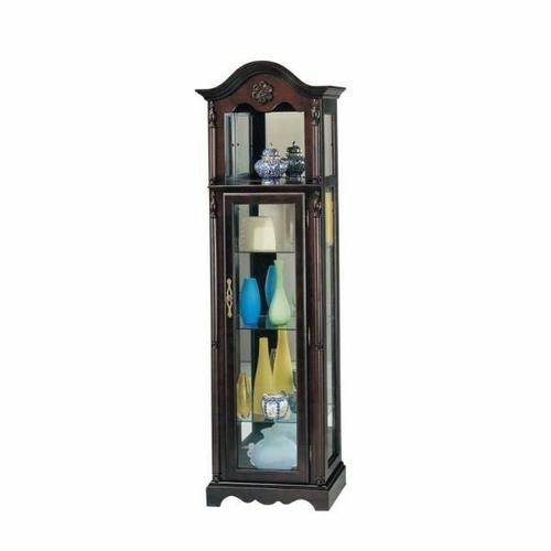 ACME Lindsey Curio Cabinet - 02349 - Cherry