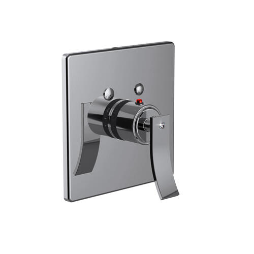 "3/4"" Thermostatic Control in Satin Rose Gold"