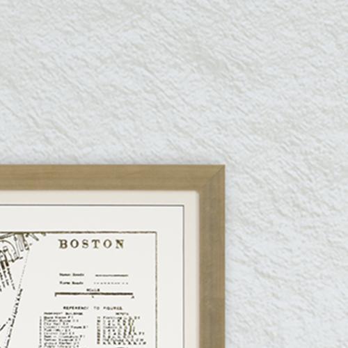 Boston in Gold