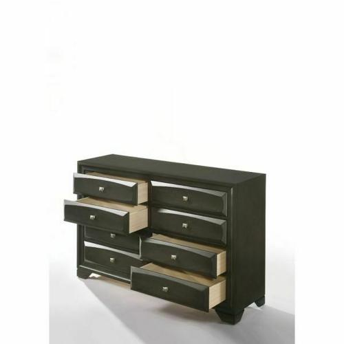 ACME Soteris Dresser - 26545 - Antique Gray