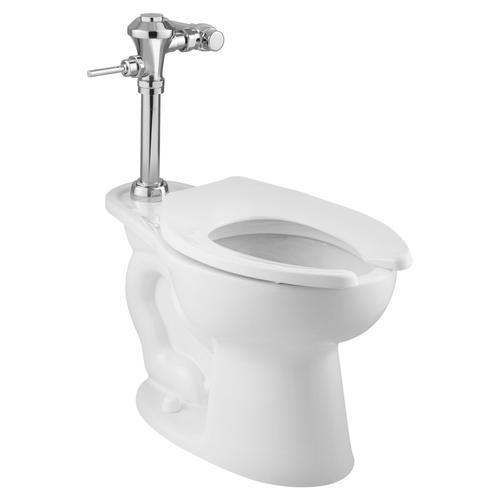 American Standard - Ultima Manual Diaphragm Toilet Flush Valve - 1.1 GPF  American Standard - Polished Chrome