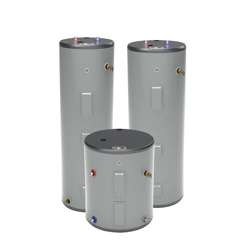 GE® 30 Gallon Short Electric Water Heater
